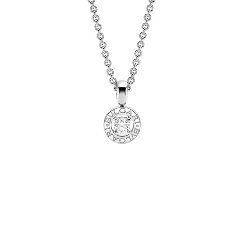 gioielliDonnaPendente Donna Bulgari-Bulgari oro bianco diamante