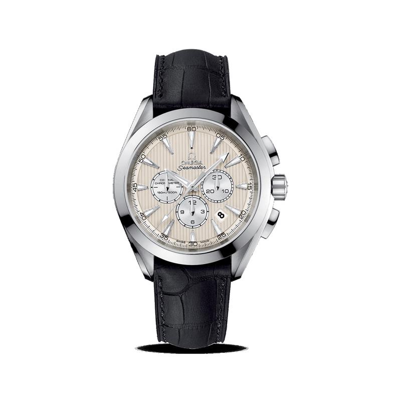 gioielli-e-orologiUomo Collezione Omega Aqua Terra 150 M Co-Axial Chronograph 44 mm
