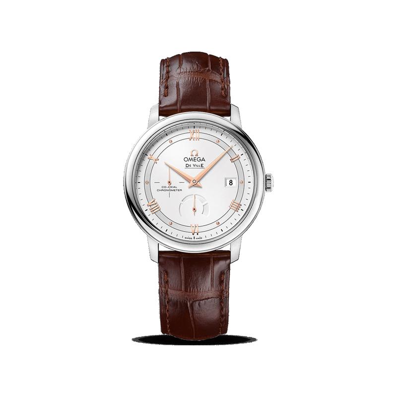 orologiUomoOrologio Omega  Collezione Prestige Co-Axial Power Reserve 39,5 mm